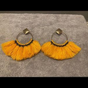 Free People Tassel Earrings